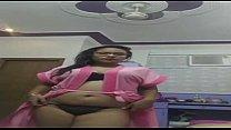 www.sexroulette24.com - Hot indian lady striptease