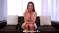 HD CastingCouch-X - Sexy Dillion Carter tries f...