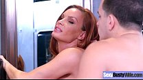 Sex Hard Bang With Big Juggs Hot Mommy (Diamond Foxxx) vid-13