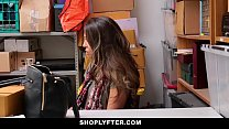 Shoplyfter - Caught Red-Handed And Bribed To Fuck