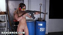BANGBROS - Dirty Blonde PAWG Remy LaCroix Shoots Guns and Sucks Dick