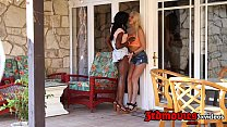 Ana Foxxx and Kenzie Taylor