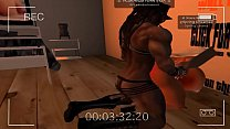 Mandingo And Spring Dreamz in Secondlife
