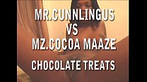 MR.CUNNLIGUS VS COCOAA MAAZZE