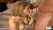 Amber Ashlee suck and ride cock