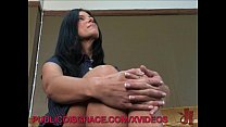 Brunette Fucked in a Store