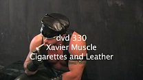 Xavier Muscle - Smoking Cigarette