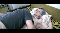 guy young by licked pussy get granny Old