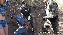 Cop Hooker Mexican Border Patrol Agent Has His Own Ways To Fend Off