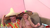 Welcome to Australia! Kelly Surfer is a squirti...