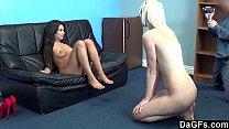 Dagfs - Jasmine And Zoey's Porn Casting