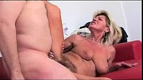 squirts granny Hairy