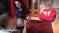 Lapdance, titjob, handjob and more by petite hottie
