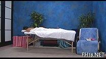 Massage porns clips