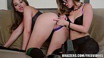 Brazzers - Dani Daniels - Casting Couch Cuties