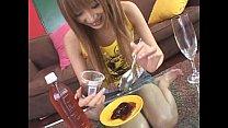 cum on food - japanese jelly