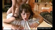 Pervert Masseuse Bangs Hottie.