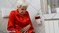 stud young a by fucked gets granny Hairy