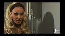 Curvy blonde MILF Brittany Andrews fucks her ve...