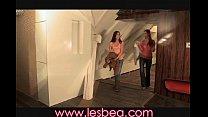 Lesbea Teen student gives herself to teacher