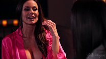 Awesome busty MILFs Kendra Lust and Vanessa Ver...