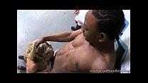 Kagney Linn Karter Gangbanged by Blacks!