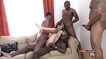 cocks black huge 4 versus gold arwen - gangbang interracial Mega