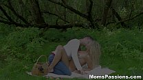 Moms Passions - Romantic youporn fuck on redtub...