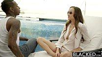 BLACKED Bored Girlfriend Victoria Rae Black Fuc...