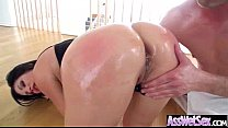 Hard Anal Nailed On Cam For Big Wet Oiled Ass Girl (shay fox) movie-28