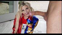 Tiny4K - Bad Girl Piper Perri enjoys a trick or...