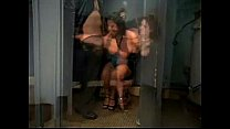 BDSM in Public Toilets!