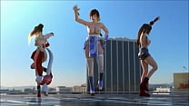Tifa , Tifa & Tifa Lockheart Op I Like It - Nar...