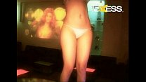 Claudia stripper , Table Dance