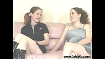 Two Real Sisters - Lesbian sex