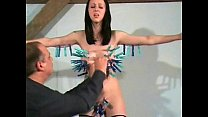 Emily Sharpe Tit Tormented To Tears and Punishe...