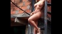 Mulher Melao na favela 3