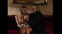 Young blonde lolita punished and fucked by perv...
