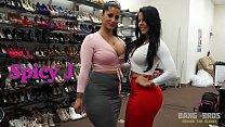 ... babes latina with scenes the behind - Bangbros