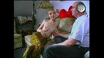 VERY CUTE German Teen Stripping & Having sex wi...