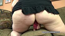 Redhead MILF Lia Shayde uses a dong to pleasure...