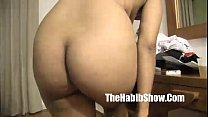 Phat booty dominican Pussy banged