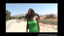 Hot Black and Stacked - Erika Vution