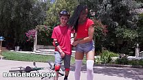 BANGBROS - Kira Noir Heals the Wounded on Brown Bunnies (bkb16023)