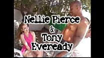 Nellie Pierce is a redhead with hot ass by BBC