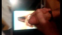 #video cumtribute 4 @ellelang69 one of my sexy twitter followers
