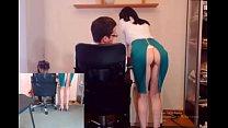secretary seduce boss