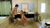 My husband can never find out! - Courtney Taylor - Fantasy Massage
