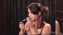 Mickey Graham - Smoking Fetish at Dragginladies