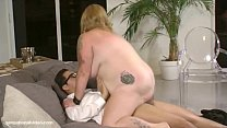 Two Nerds Fuck Big Tit Big Belly BBW Kali Kala Lina